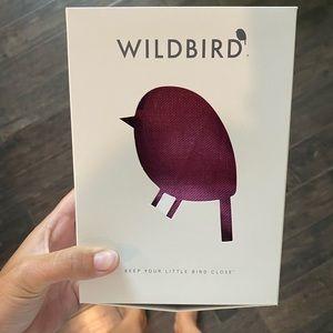 Brand new wild bird sling in deep purple